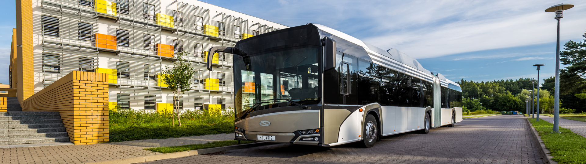Berlin orders articulated electric buses from Solaris