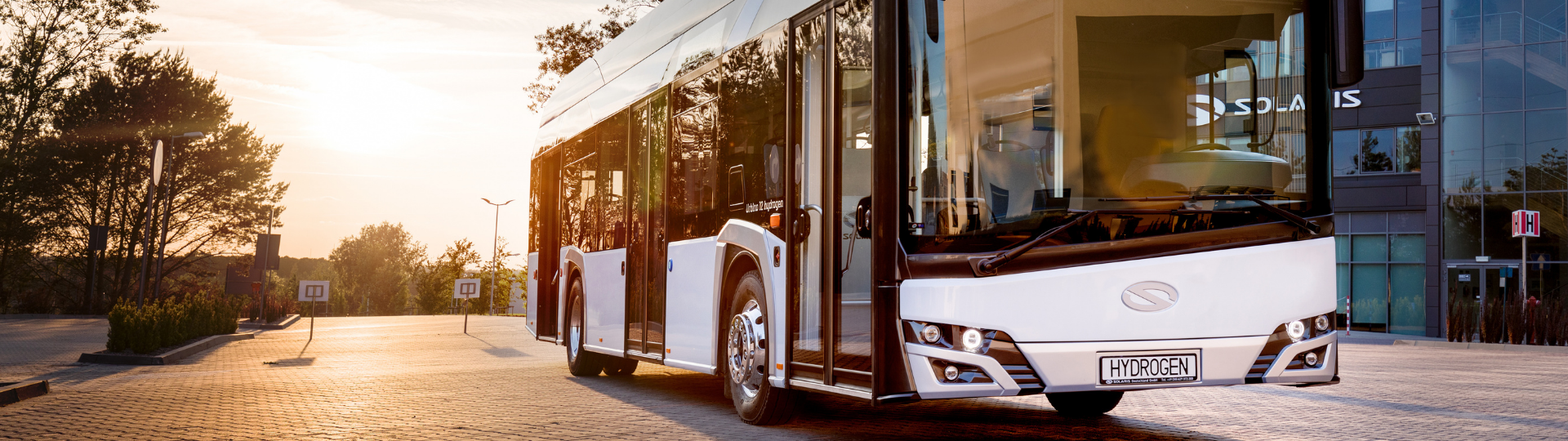 More hydrogen Solaris buses in the Netherlands!