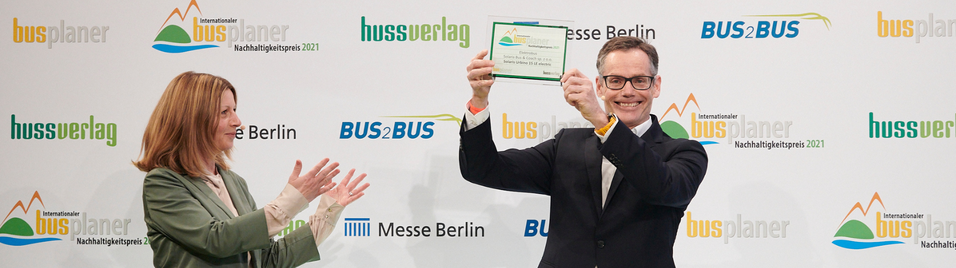Solaris Urbino 15 LE electric named best electric bus by busplaner