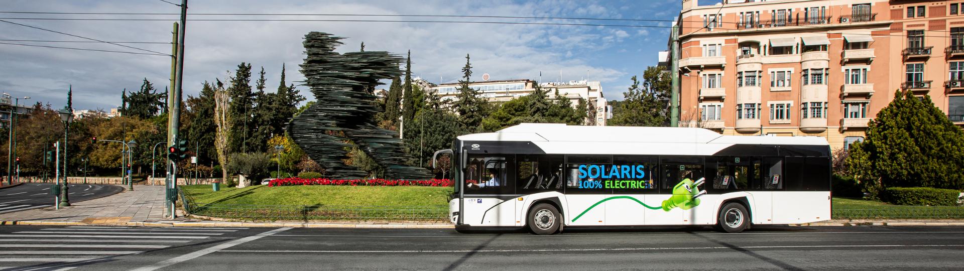 Solaris umacnia swoją pozycję lidera e-mobilności we Włoszech