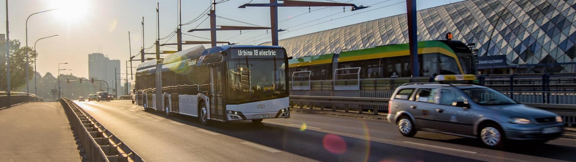 Elektryczna rewolucja w kolejnych polskich miastach