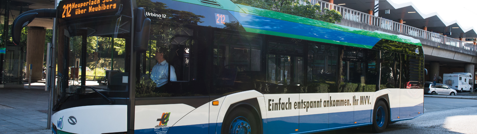 Josef Ettenhuber GmbH is expanding its fleet with Solaris electric buses