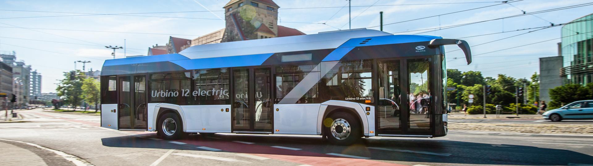 Offenbach znów wybiera elektryczne Solarisy