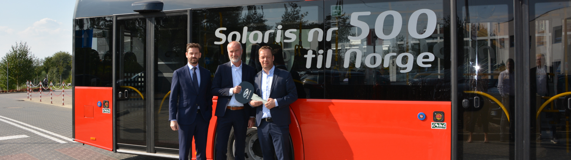 Solaris will provide 21 buses to Oslo
