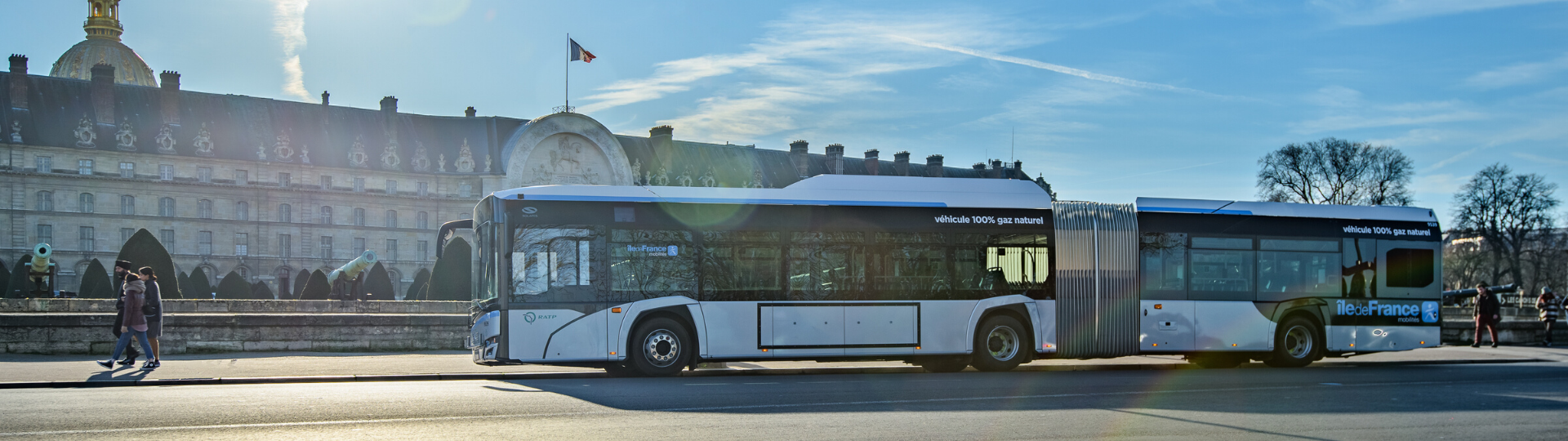 Ecological Solaris buses for Ostrava