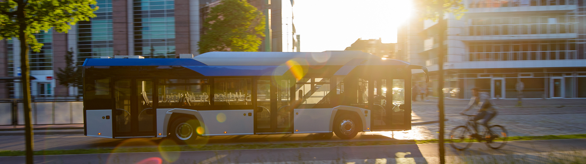 Radom buys 9 more electric Solaris buses!