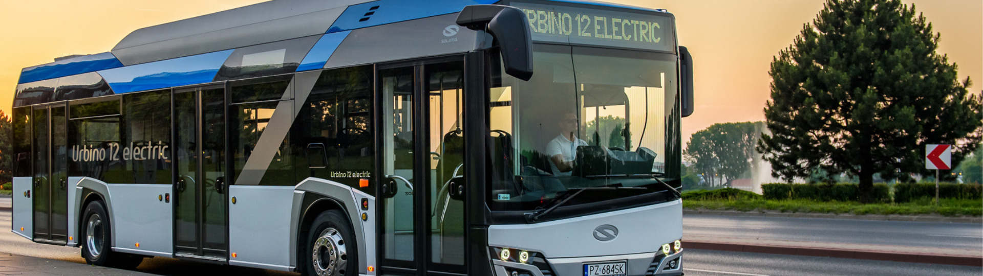Electric Solaris buses open new chapter for public transport in Toruń