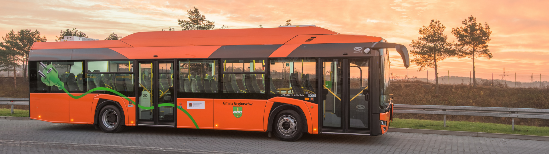 Solaris delivers electric school buses
