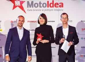 Solaris awarded the Decade Award at the Moto Idea conference
