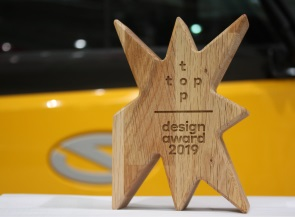 Top Design Award 2019 for Solaris Urbino 12 LE lite hybrid