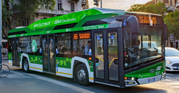 Milan opts for Solaris as supplier of up to 250 e-buses!