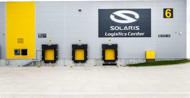 Solaris opens new spare parts logistics center