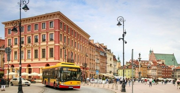 Another ten electric Solaris buses in Warsaw